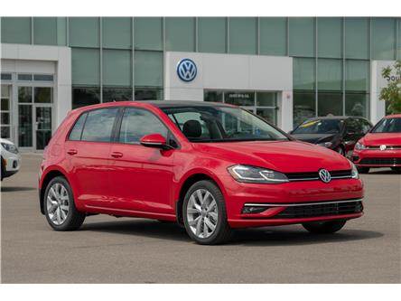 2019 Volkswagen Golf 1.4 TSI Execline (Stk: 90287) in Calgary - Image 1 of 34
