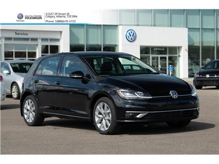2019 Volkswagen Golf 1.4 TSI Execline (Stk: 90586) in Calgary - Image 1 of 34