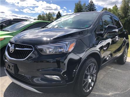 2018 Buick Encore Sport Touring (Stk: MM1001) in Miramichi - Image 1 of 5