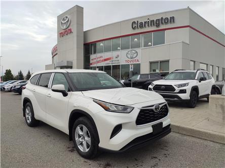 2020 Toyota Highlander LE (Stk: 20677) in Bowmanville - Image 1 of 7