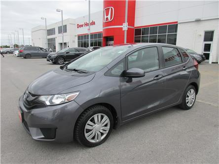 2017 Honda Fit LX (Stk: SS3956) in Ottawa - Image 1 of 16