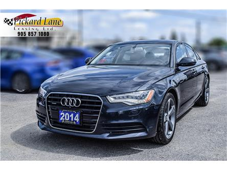 2014 Audi A6 TDI Technik (Stk: 118193) in Bolton - Image 1 of 17