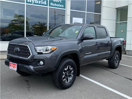 2018 Toyota Tacoma TRD Off Road (Stk: TW259A) in Cobourg - Image 1 of 26