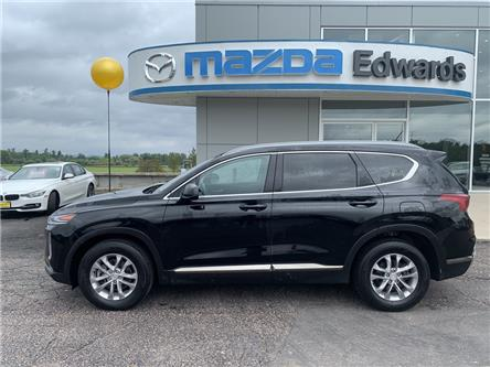 2019 Hyundai Santa Fe Preferred 2.4 (Stk: 22409) in Pembroke - Image 1 of 12