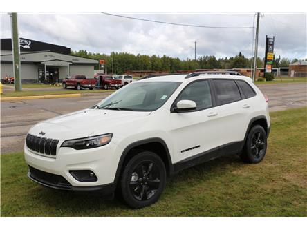 2019 Jeep Cherokee North (Stk: KT084) in Rocky Mountain House - Image 1 of 30