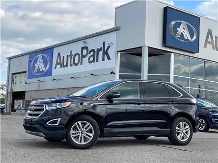 2018 Ford Edge SEL (Stk: 18-56584T) in Barrie - Image 1 of 29