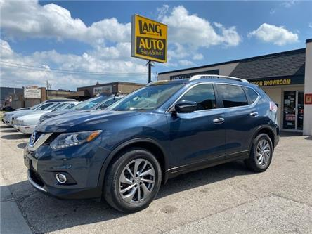 2015 Nissan Rogue SL (Stk: ) in Etobicoke - Image 1 of 24
