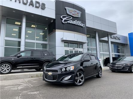 2016 Chevrolet Sonic RS Manual (Stk: 6254583A) in Newmarket - Image 1 of 30