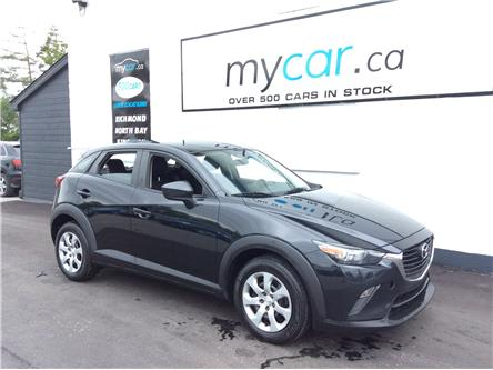 2016 Mazda CX-3 GX (Stk: 200852) in North Bay - Image 1 of 21