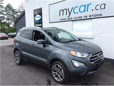 2019 Ford EcoSport Titanium (Stk: 200880) in North Bay - Image 1 of 21