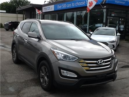 2016 Hyundai Santa Fe Sport 2.4 Premium (Stk: 200933) in North Bay - Image 1 of 20