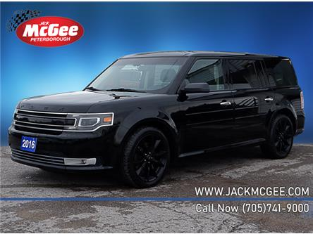 2016 Ford Flex Limited (Stk: 20435A) in Peterborough - Image 1 of 22