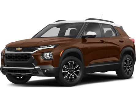 2021 Chevrolet TrailBlazer ACTIV (Stk: F-XXPQ0Q) in Oshawa - Image 1 of 5