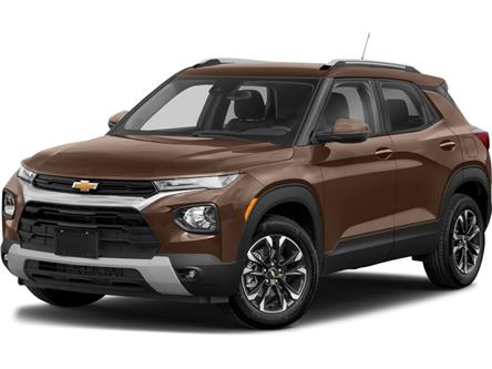 2021 Chevrolet TrailBlazer LT (Stk: F-XXPQ40) in Oshawa - Image 1 of 5