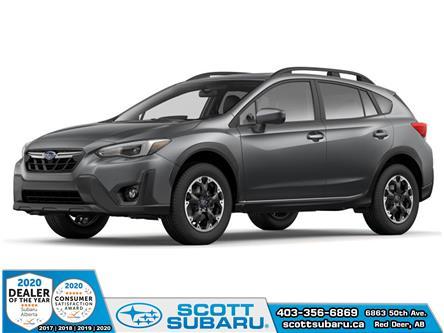 2021 Subaru Crosstrek Sport (Stk: 210156) in Red Deer - Image 1 of 2