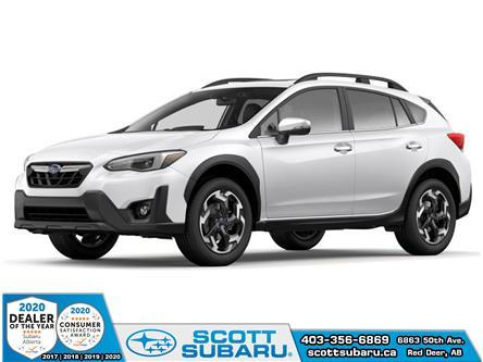 2021 Subaru Crosstrek Limited (Stk: 209701) in Red Deer - Image 1 of 4