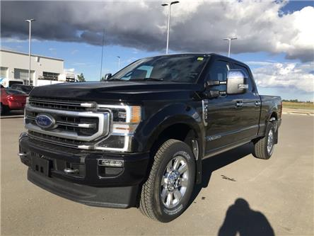 2020 Ford F-350 Platinum (Stk: LSD193) in Ft. Saskatchewan - Image 1 of 23