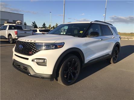 2020 Ford Explorer ST (Stk: LEX076) in Ft. Saskatchewan - Image 1 of 23