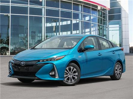 2021 Toyota Prius Prime Upgrade (Stk: 163971) in Brampton - Image 1 of 22