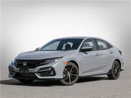 2020 Honda Civic Sport (Stk: 10C1325) in Hamilton - Image 1 of 23