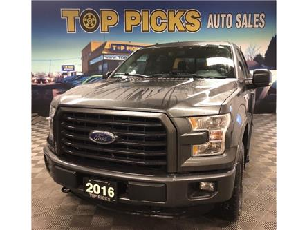 2016 Ford F-150 XLT (Stk: D27555) in NORTH BAY - Image 1 of 28