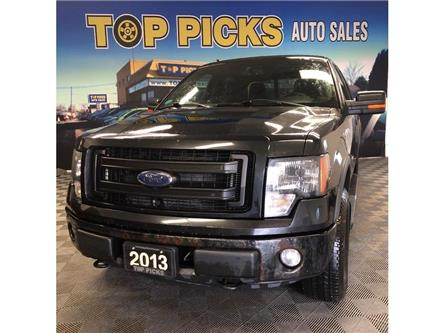 2013 Ford F-150 FX4 (Stk: A97038) in NORTH BAY - Image 1 of 25