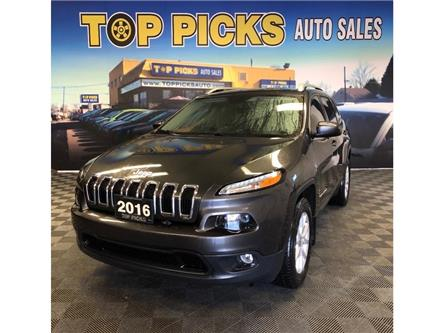 2016 Jeep Cherokee North (Stk: 345353) in NORTH BAY - Image 1 of 28
