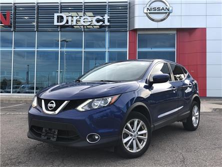 2017 Nissan Qashqai SV | CERTIFIED PRE-OWNED (Stk: N4276A) in Mississauga - Image 1 of 22