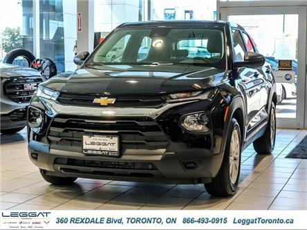 2021 Chevrolet TrailBlazer LS (Stk: 030803) in Etobicoke - Image 1 of 7