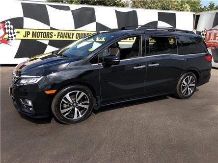 2018 Honda Odyssey Touring (Stk: 49474) in Burlington - Image 1 of 30