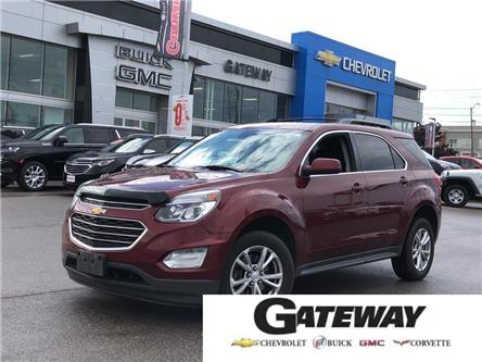2017 Chevrolet Equinox LT / AUTOMATIC / REMOTE STARTER / BLUETOOTH / (Stk: 006969A) in BRAMPTON - Image 1 of 19