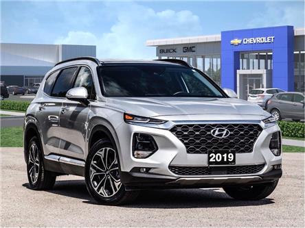 2019 Hyundai Santa Fe Ultimate 2.0 (Stk: 225516A) in Markham - Image 1 of 30