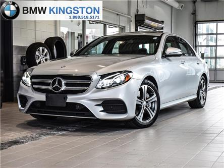 2017 Mercedes-Benz E-Class Base (Stk: P0059) in Kingston - Image 1 of 30