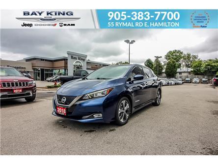 2018 Nissan LEAF  (Stk: 7115) in Hamilton - Image 1 of 25