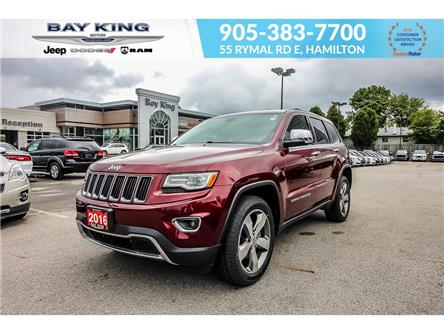 2016 Jeep Grand Cherokee Limited (Stk: 207620A) in Hamilton - Image 1 of 23