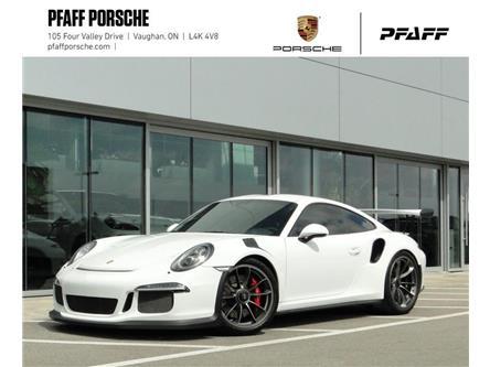 2016 Porsche 911 GT3 RS (Stk: U8976) in Vaughan - Image 1 of 19