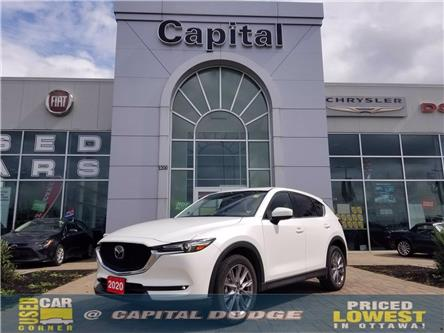 2020 Mazda CX-5 GT (Stk: P2989) in Kanata - Image 1 of 30