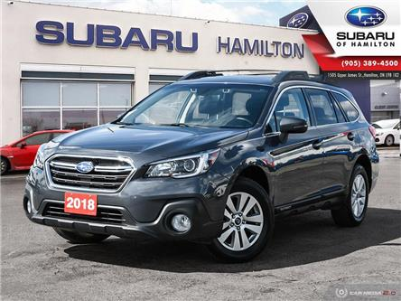 2018 Subaru Outback 2.5i Touring (Stk: S8457A) in Hamilton - Image 1 of 27