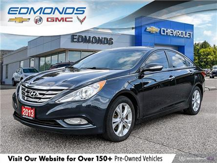 2013 Hyundai Sonata Limited (Stk: 0922A) in Huntsville - Image 1 of 27