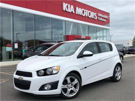 2015 Chevrolet Sonic LT Auto (Stk: 20830a) in Gatineau - Image 1 of 20