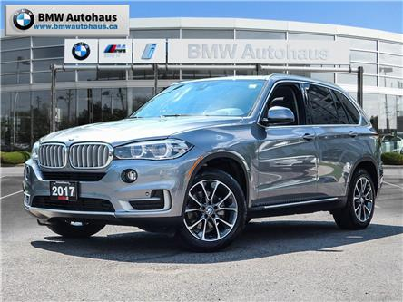 2017 BMW X5 xDrive35d (Stk: P9546) in Thornhill - Image 1 of 31
