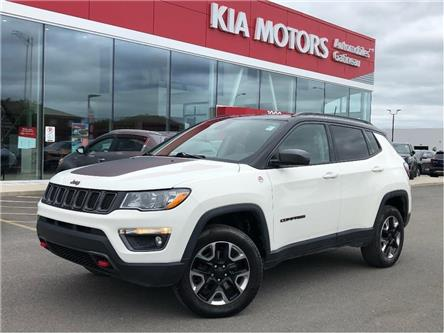 2017 Jeep Compass Trailhawk (Stk: 20875A) in Gatineau - Image 1 of 20