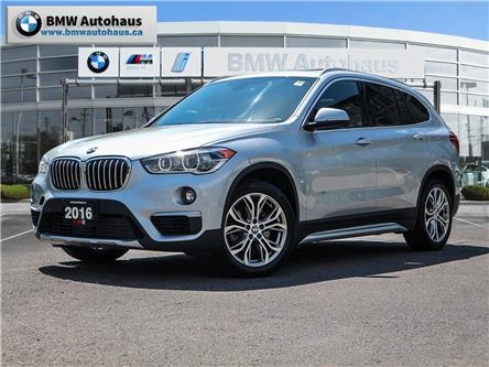 2016 BMW X1 xDrive28i (Stk: P9626) in Thornhill - Image 1 of 29