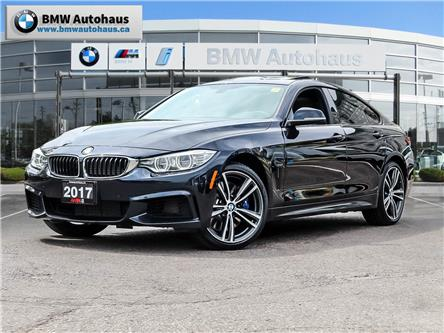 2017 BMW 440i xDrive Gran Coupe (Stk: P9632) in Thornhill - Image 1 of 26
