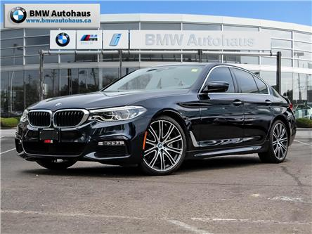 2017 BMW 540i xDrive (Stk: P9645) in Thornhill - Image 1 of 28