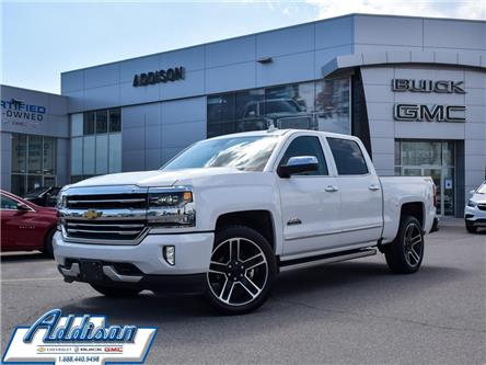 2018 Chevrolet Silverado 1500 High Country (Stk: U128522) in Mississauga - Image 1 of 28
