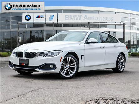 2017 BMW 430i xDrive Gran Coupe (Stk: P9554) in Thornhill - Image 1 of 28