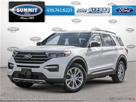 2020 Ford Explorer XLT (Stk: 20T8046) in Toronto - Image 1 of 22