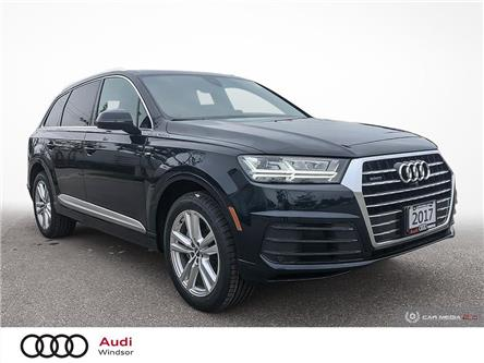 2017 Audi Q7 3.0T Technik (Stk: 20523) in Windsor - Image 1 of 30