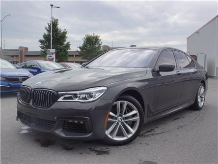 2019 BMW 750i xDrive (Stk: P9506) in Gloucester - Image 1 of 26